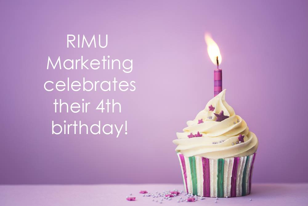 Rimu Marketing's 4th Birthday